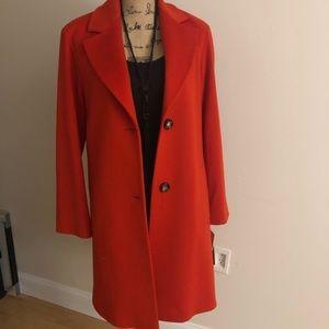 Fleurette Wool Coat
